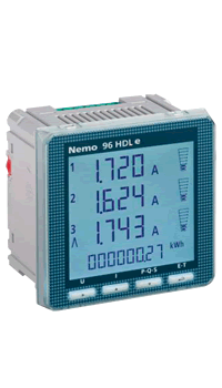 Network monitor for low voltage  Nemo 96HDLe